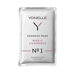 Yonelle Magic Compress N°1, maska nanodyskowa, saszetka 6ml