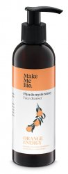 Make Me Bio Orange Energy, płyn do mycia twarzy, 200ml