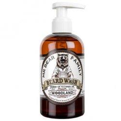Mr Bear Family Woodland, leśny szampon do brody, 250ml