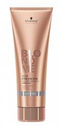 Schwarzkopf BlondMe, szampon nabłyszczający, Zimny Blond, 250ml