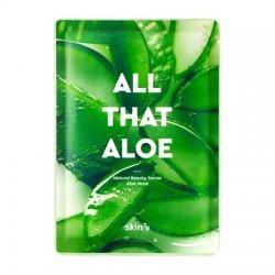 SKIN79, All That Aloe Mask, maseczka aloesowa, 25g