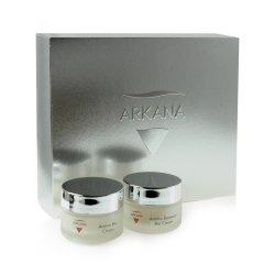 Arkana Amino Silver Set, zestaw krem Renewal 50ml + krem Bio 50ml