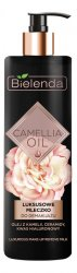 Bielenda Camellia Oil, luksusowe mleczko do demakijażu, 200ml