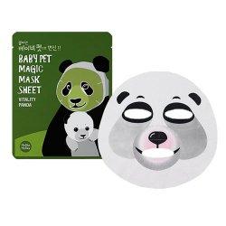 Holika Holika Baby Pet Magic Panda, maska zwierzęca - panda