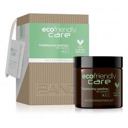 Bandi EcoFriendly Care, trójaktywny peeling do twarzy, 50ml