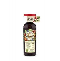 Babuszka Agafia Taiga Stories, przeciwłupieżowy szampon z propolisem i nostrzykiem białym, 500 ml