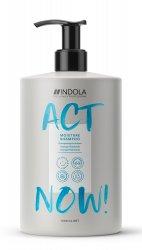 Indola Act Now!, wegański szampon nawilżający, 1000ml