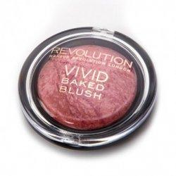 Makeup Revolution, róż do policzków, Baked Blushers