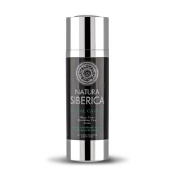 Natura Siberica Absolut, regenerujące serum do twarzy na bazie czarnego kawioru, 30ml