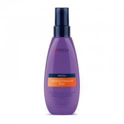 Indola Keratin Straight, keratynowy balsam wygładzający włosy, 150ml