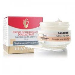 Mavala Nailactan, odżywczy krem do zniszczonych paznokci, 15ml