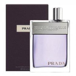 Prada Pour Homme, woda toaletowa, 100ml, Tester (M)