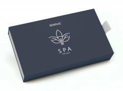 Semilac SPA For Men, zestaw do pielęgnacji paznokci dla mężczyzn, 5x7ml