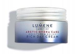 Lumene Arktis, nawilżająco-łagodzący krem do twarzy, 50ml