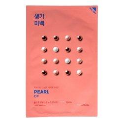 Holika Holika Pure Essence - Pearl, maseczka na płachcie