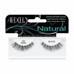 Ardell Natural Lashes 120 Demi Black, sztuczne rzęsy