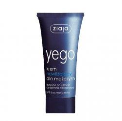 Ziaja Yego, krem nawilżający dla mężczyzn, 50ml