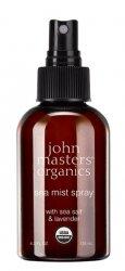 John Masters Organics Morska mgiełka, spray do włosów z solą morską i lawendą, 125ml