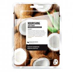 Superfood for Skin, maseczka odżywcza, kokos