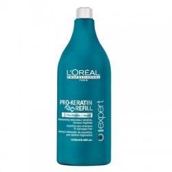 Loreal Pro-Keratin Refill, odbudowujący szampon keratynowy, 1500ml