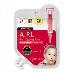 Mediheal A.P.L Film Capping Pack, maseczka oczyszczająca peel-off, 15ml