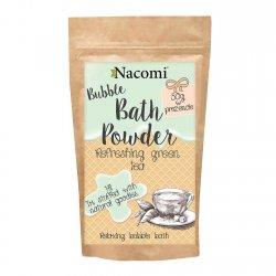 Nacomi, puder do kąpieli - Odświeżająca zielona herbata, 100g+50g gratis