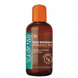 Geomar Natural Oil, naturalny nawilżający olejek do ciała, 250ml