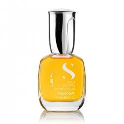 Alfaparf Semi di Lino Sublime, płynne kryształki do wszystkich rodzajów włosów, 15ml