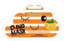 Bielenda Cloud Mask, bąbelkująca maska energetyzująca, Mango, 6g