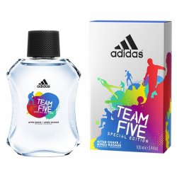 Adidas Team Five, woda po goleniu, 50ml (M)