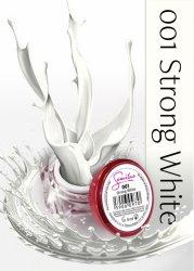 Semilac UV Gel Color 001 Strong White, 5ml
