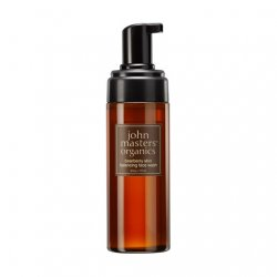John Masters Organics, regulujący żel do mycia twarzy z mącznicy lekarskiej, 177 ml