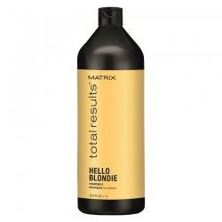 Matrix Total Results Hello Blondie, szampon do włosów blond, 1000ml
