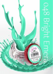 Semilac UV Gel Color 048 Bright Emerald, 5ml