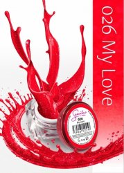 Semilac UV Gel Color 026 My Love, 5ml