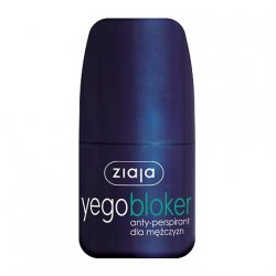 Ziaja Yego, anty-perspirant bloker dla mężczyzn/Roll-On, 60ml