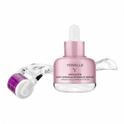 Yonelle Infusion, zabieg mikronakłuwania infuzyjnego, mezoroller+serum 30ml