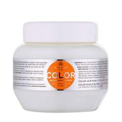 Kallos KJMN Color, maska do włosów farbowanych, 275ml