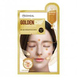 Mediheal Circle Point GoldenChip Mask, maska rozjaśniająca, 25ml