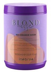 Inebrya Blondesse No Orange, maska do włosów, 1000ml