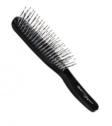 Hercules Sagemann Scalp Brush, szczotka czarna, duża