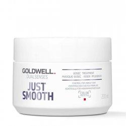 Goldwell Dualsenses Just Smooth, 60-sekundowa kuracja ujarzmiająca, 200ml
