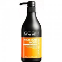 Gosh Much More Moist, odżywka do włosów, nawilżająca, 500ml
