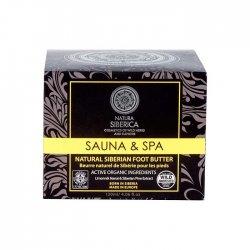 Natura Siberica Sauna & SPA, syberyjski olejek do stóp, 120ml