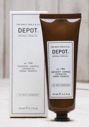 Depot No. 106, szampon przeciwłupieżowy w kremie, 125ml