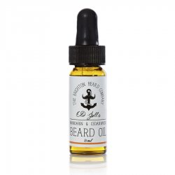 Brighton Beard, olejek do brody Mandarynka i Drzewo Cedrowe, 10ml