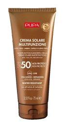 Pupa Multifunction Sunscreen, krem przeciwsłoneczny SPF50, 75ml
