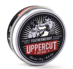 Uppercut Deluxe Featherweight, matowa pasta do włosów, 18g