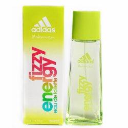 Adidas Fizzy Energy, woda toaletowa, damska, 50ml (W)