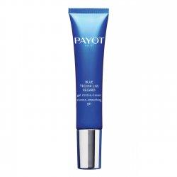 Payot Blue Techni Liss, wygładzająco-przeciwzmarszczkowy żel-krem na okolicę oka, 50ml